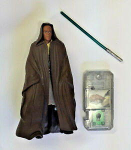 Star Wars Jedi Master Mace Windo aka Samuel Jackson Action Figure