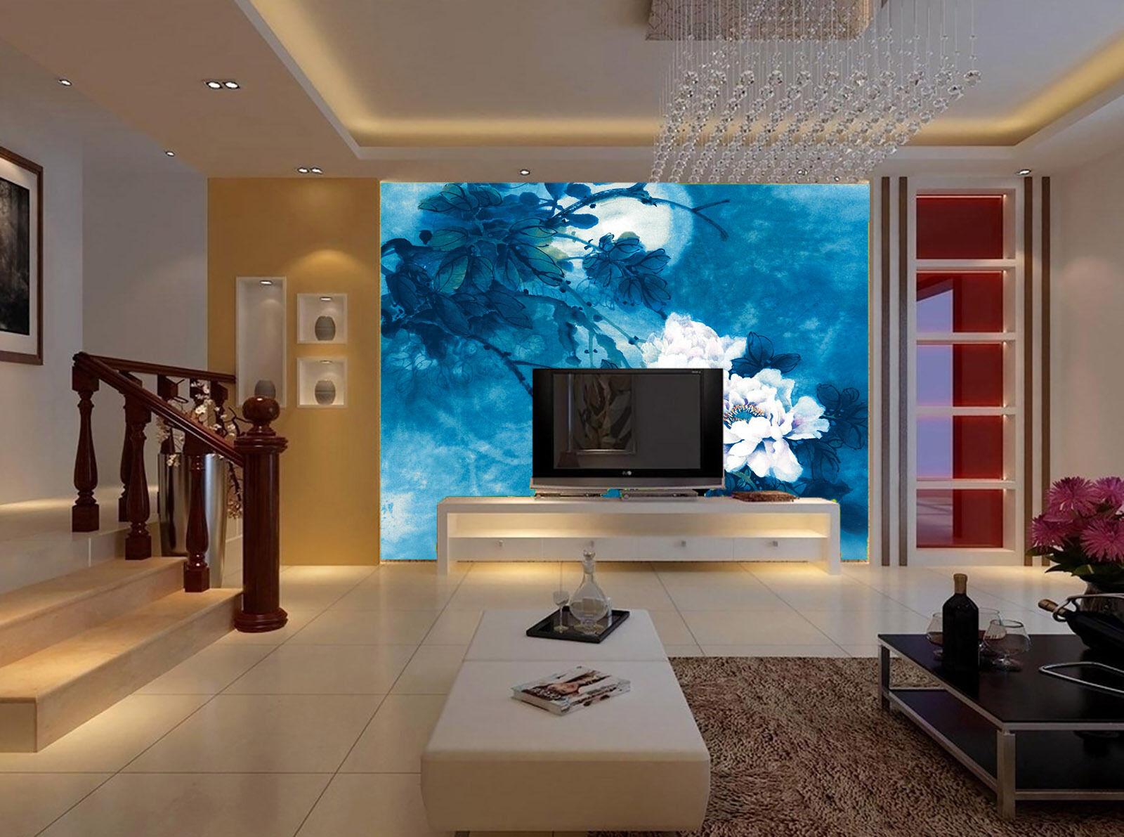 3D Beautiful Elegant Blossoms 39 Wall Paper Wall Print Decal Wall AJ Wall Paper