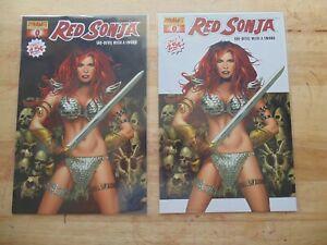 Red-Sonja-0-Dynamite-Comics-Lot-2