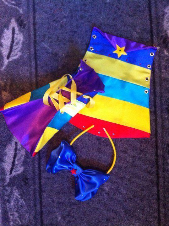 Prix double section Arc-en-ciel femmes Corset DéguiseHommes DéguiseHommes DéguiseHommes t clair couleurs toutes les tailles 309831