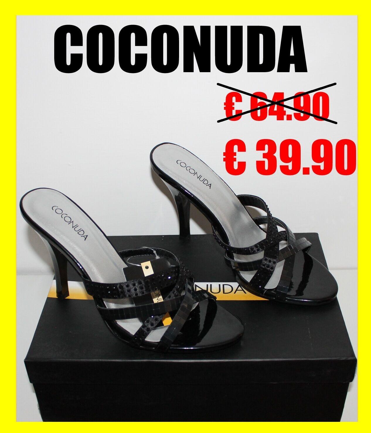 SANDALIAS chaussures de salón femmes COCONUDA 36 37 38 39 40 41