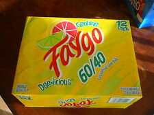 Faygo 60/40 Pop 12 pack of 12 oz cans from Detroit, Mi.   great  gift