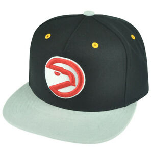 info for ef588 985fb Image is loading NBA-Mitchell-Ness-Atlanta-Hawks-NT54-Grey-Cord-