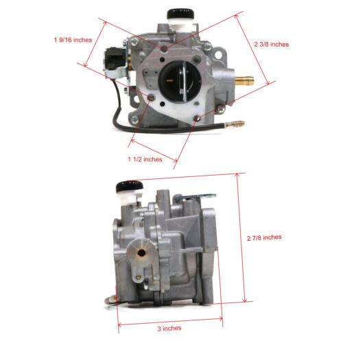 CH620-3133 Kohler Motors Details about  /Carburetor Kit with Gaskets for 19HP Walker CH620-3132