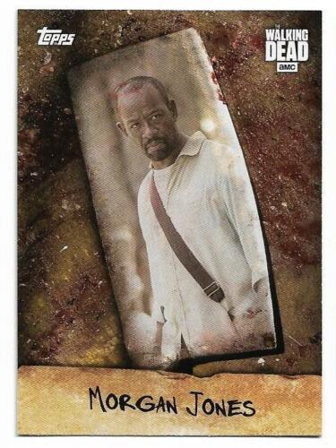 2017 Topps The Walking Dead Season 6 Chop Chop-7 Morgan Jones