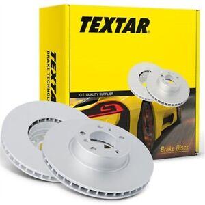 2-Textar-Discos-de-Freno-Delanteros-Opel-Astra-k-15-034