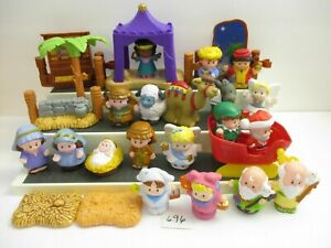 CHOOSE-Nativity-Christmas-Holiday-Noah-Angel-Little-People-Shipping-Discount-2