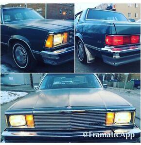 1981 Chevy Malibu. Low Kms!