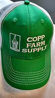 Seed Farm Farmer Mesh Snapback Hat Cap Embroidered Nice