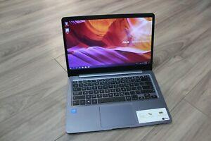 Asus-Vivobook-L406S-14-034-Celeron-N3060-64GB-eMMC-4GB-DDR3-RAM-Win-10-Laptop