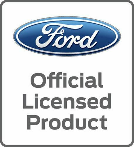 Ford Mustang Tri-Bar Logo Worldwide Shipping /& FREE to USA! Hinged Wallet