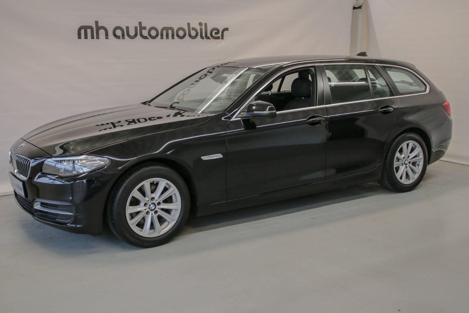 BMW 520d 2,0 Touring aut. 5d - 2.895 kr.