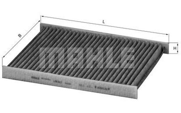 KNECHT Filtro, aire habitáculo FORD FIESTA B-MAX LAK 463
