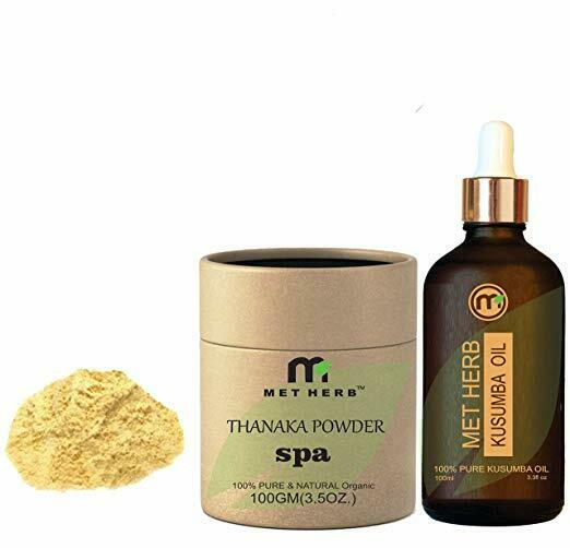 120g Natural Thanaka Powder Tanaka 100 Anti Acne Hair Removal