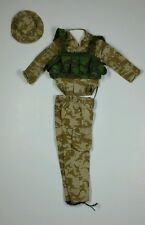 Armoury 1/6 *RARE* British Desert Rat Operations in Iraq Uniform & Equip. set B