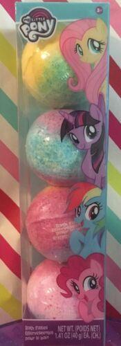 ✨My Little Pony BATH FIZZIES BOMBS Rainbow Pinkie Twilight Fluttershy Bath Time✨