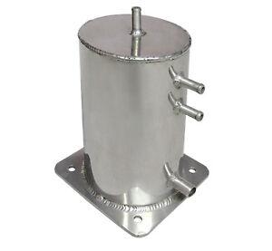 Universal-Aluminium-Fuel-Swirl-Tank-Surge-Pot-1-5l-Mirror-Polished-8mm-Pipes