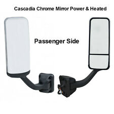 Freightliner Cascadia Chrome Door Mirror Passenger Side Power&Heated A2260713003