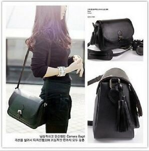 Image Is Loading Lady 039 S Vintage Dslr Camera Bag Women