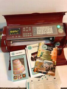 Cricut Cake Full Size Electronic Cutting Machine CCA001 ...