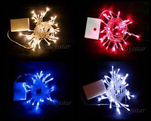 AA-A-Piles-40-LED-Sapin-De-Noel-Jardin-Feerique-Fete-Guirlande-Lumineuse-5M