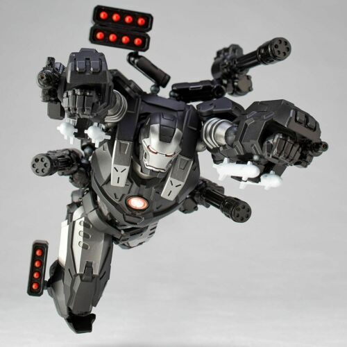Amazing Yamaguchi Revoltech No UK SELLER! 016 War Machine IN STOCK