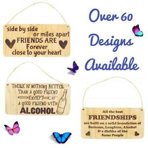 Heart Home is where the heart is Plaque Hanging Maison Signe Cadeau