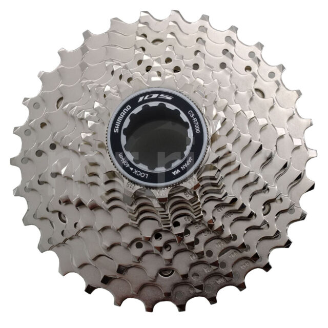 NEW Shimano 105 R7000 CS-R7000 11-30T Cassette 11 speed Road Bike