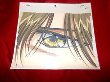 Fushigi Yuugi Yugi The Mysterious Play Anime Cel of Hotohori close up + Sketch
