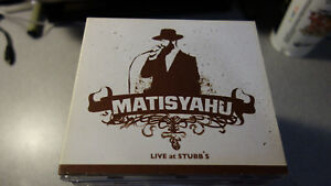 Live-at-Stubb-039-s-Digipak-by-Matisyahu-CD-Aug-2005-Epic