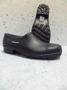 Dunlop-Planta-del-pie-Talla-38-47-Zapatos-Goma-Jardin-Comodos-lz