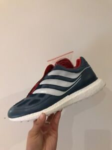 1b81d9be826 Details about ADIDAS PREDATOR PRECISION ULTRA BOOST LTD EDITION UK8.5 US9  EU42 2/3 CM7913