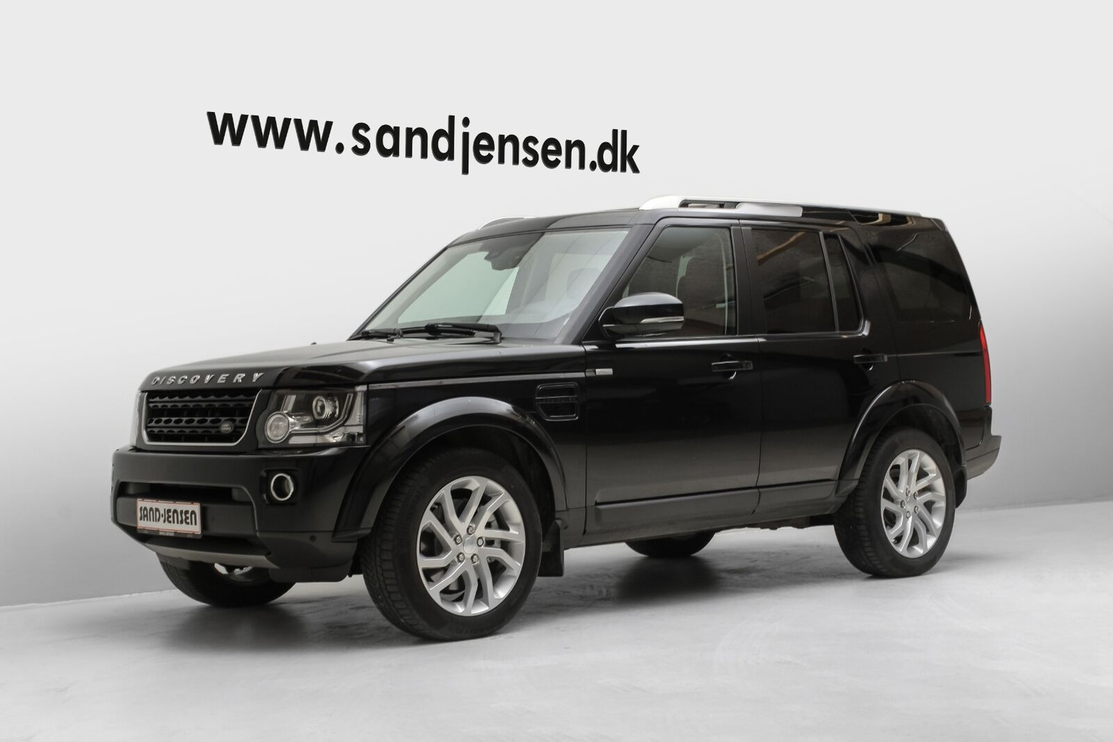 Land Rover Discovery 4 3,0 SDV6 HSE Landmark aut. 5d