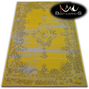 Alfombra original del diseñador /'Vintage/' Barato Alfombras Alfombra Oriental Clásica Antigua