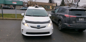2012 Toyota Prius V ( Hybrid)