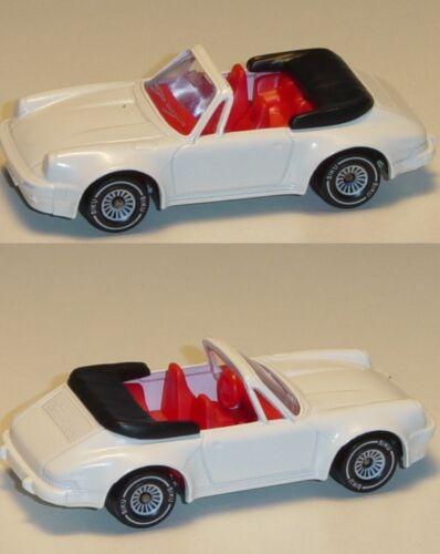 ca 1:54 G-Modell Siku Super 1067 Porsche 911 Carrera 3.2 Cabrio