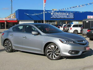 2017 Acura ILX A-Spec  1OWNER | NAV | ROOF |WE FINANCE ANY CREDIT
