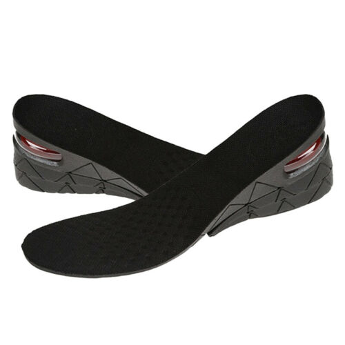 Increase Invisible Insole Height Heel Lift Shoe Air Cushion Pad Taller Unisex S