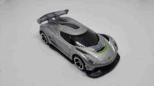Koenigsegg Jesko Die Cast Metal Loose Unspun HW 1:64 Scale