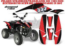 AMR Racing DECORO GRAPHIC KIT ATV POLARIS interferenzaNverso/Trailblazer Diamond RACE B