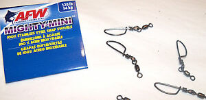 AFW-BLACK-STAINLESS-STEEL-SNAP-SWIVELS-MED-SIZE-PACKS