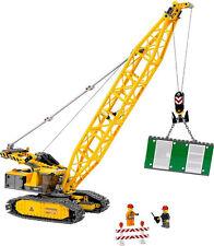 Lego 7632 City Crawler Crane ** Sealed Box ** 481 Pcs Construction