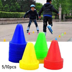 5-10Pcs-Skate-Marker-Cones-Roller-Football-Soccer-Training-Equipment-Marking-Cup