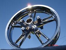 Harley Chrome Street Glide Enforcer Front Wheel 14-17 Touring Rim Exchange Only