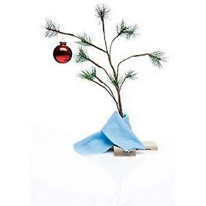 Peanuts Charlie Brown Christmas Tree 24 Ebay
