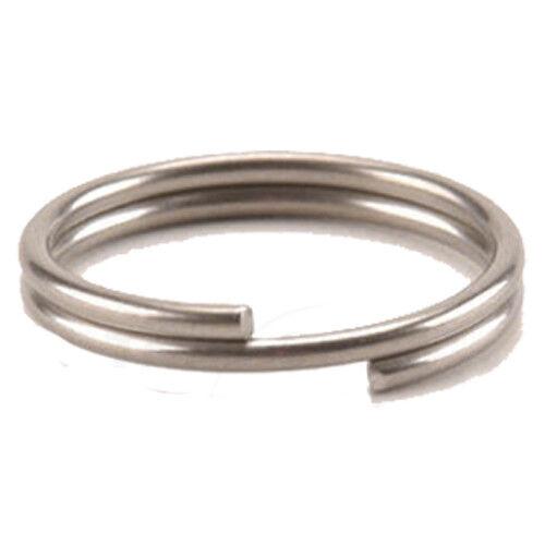 Schlüsselring Key Ring Schlüssel 1000 Stück Schlüsselringe 8mm Standard vern