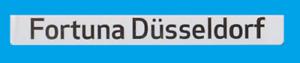 """Magnet-Button - """"Fortuna Düsseldorf"""""""