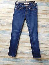 Women's J Brand Pencil Leg Ink  Slim Straight Stretch jeans 25 x 29
