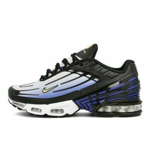 Nike Air Max Plus Tuned 3 - Mens schuhe CJ9684 001 TN Turnschuhe Trainers