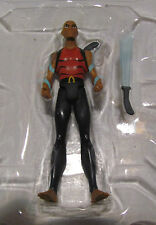 Young Justice Aqualad loose mint complete